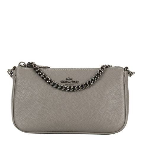 Coach Grey Nolita Wristlet 19