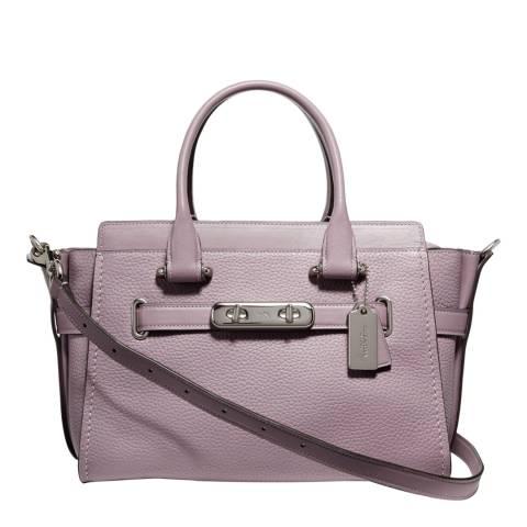 Coach Lilac Swagger 27 Bag