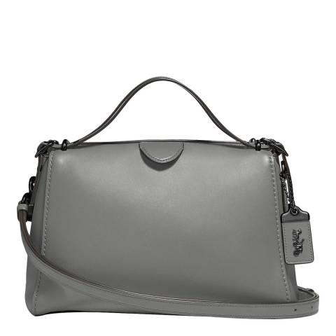 Coach Heather Grey Laural Frame Bag