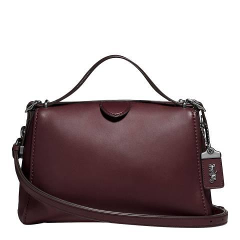 Coach Bordeaux Laural Frame Bag