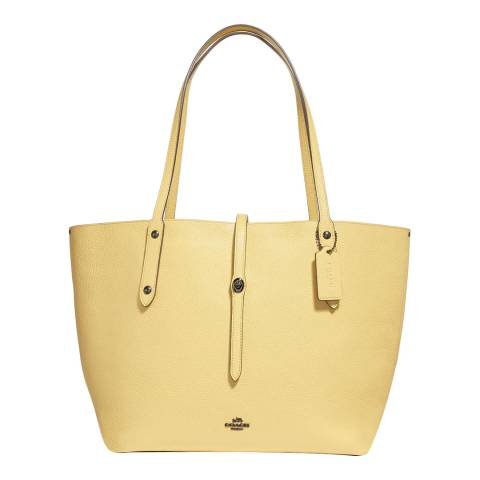 Coach Sunflower Market Tote Bag