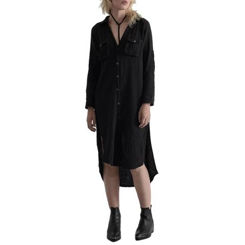 One Teaspoon FRENCH MUSLIN SHIRT DRESS