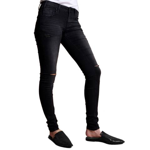 One Teaspoon HOODLUMS MID RISE SKINNY JEAN