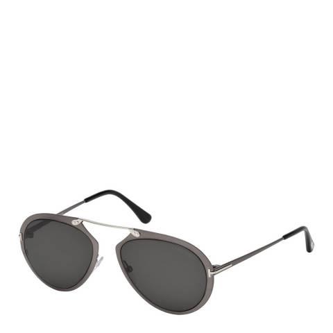 Tom Ford Men's Silver Sunglasses