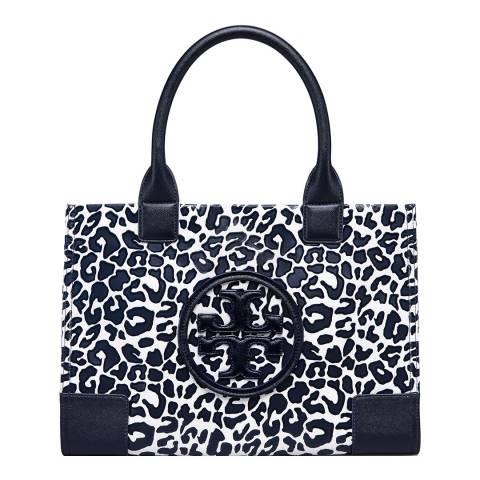 Tory Burch Leopard Mini Ella Printed Tote