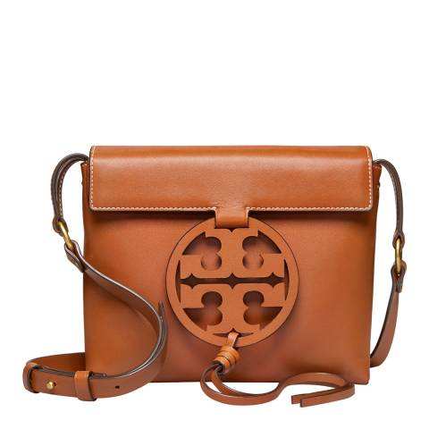 Tory Burch Aged Camello Miller Cross-Body