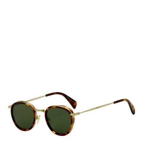 Celine Women's Brown Gold Cora Sunglasses