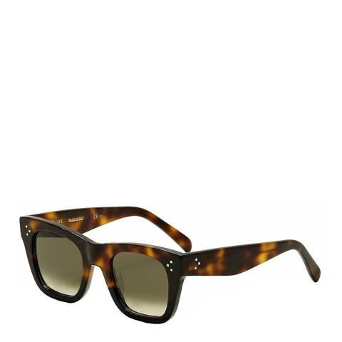 Celine Women's Brown Black Catherine Sunglasses