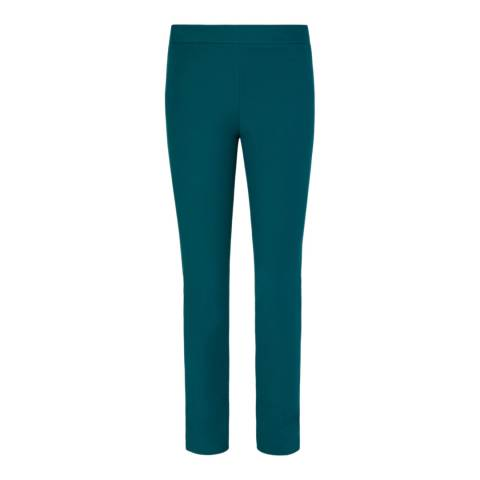Tory Burch Forest Green Maude Leggings