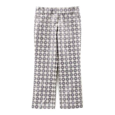 Tory Burch Multi Isabelle Trousers