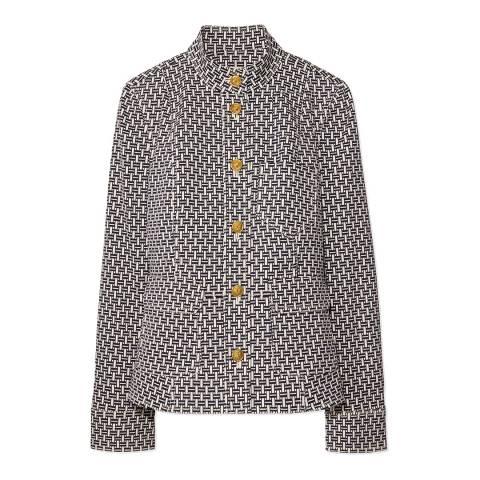 Tory Burch Monochrome Cameron Jacket