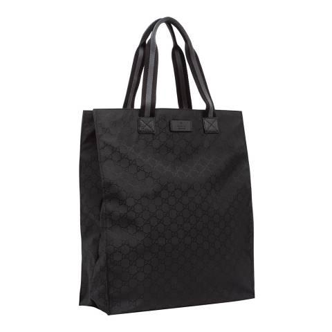 Gucci Black Gucci Tote Bag