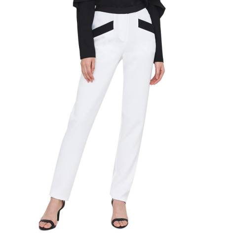Outline White Seymor Trousers