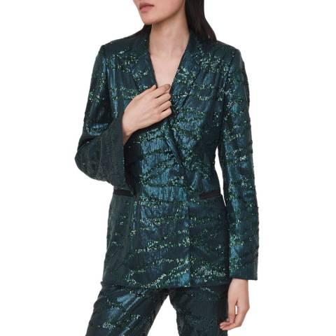 Outline Green Lennox Jacket