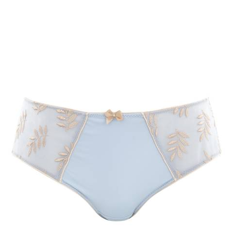 Panache Blue/Gold Tango Brief