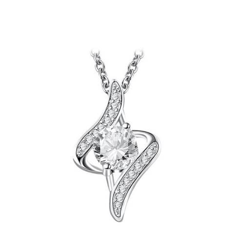SWAROVSKI Classic Necklace with Swarovski Crystals