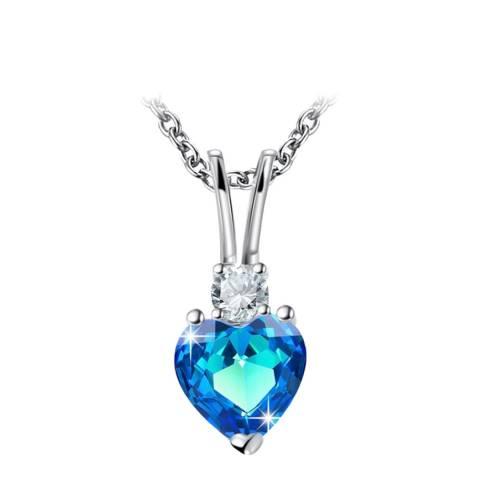 SWAROVSKI Classic Heart Necklace with Swarovski Crystals