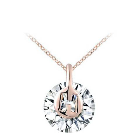 Ma Petite Amie Classic Necklace with Swarovski Crystals