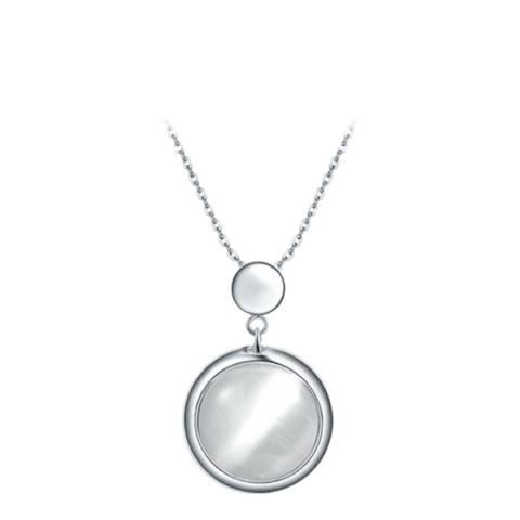SWAROVSKI Cat Eyelet Necklace with Swarovski Crystals