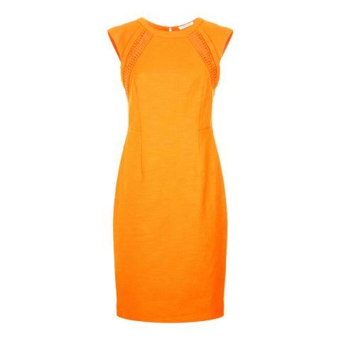 Fenn Wright Manson Orange Cecelia Dress