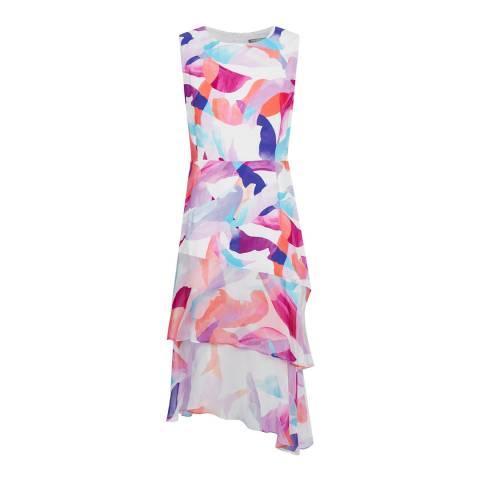 Fenn Wright Manson Multi Lexi Petite Dress