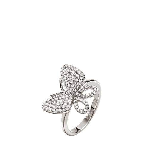 Folli Follie Silver Wonderfly Ring