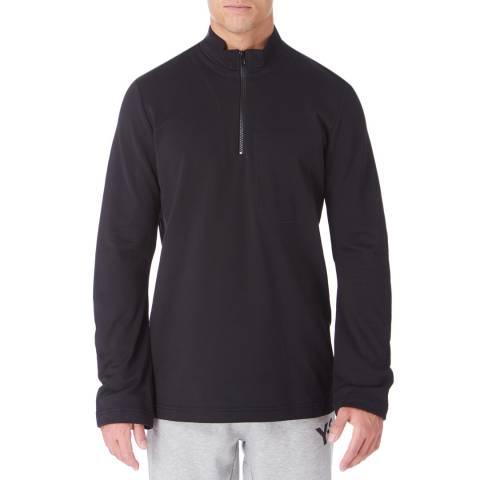 adidas Y-3 Black Sashiko Sweater