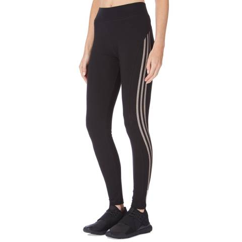 adidas Y-3 Black 3 Stripe Legging