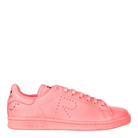 Adidas By Raf Simons Bright Pink Raf Simons Stan Smith Sneaker