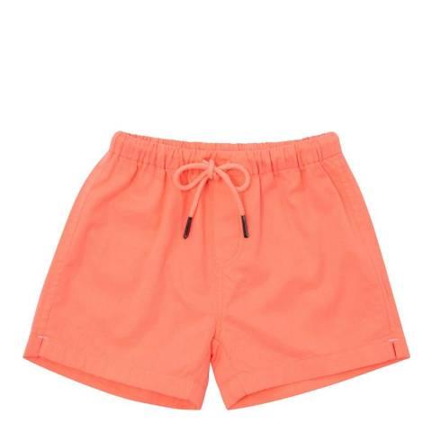 Sunuva Baby Boys Cotton Short - Orange