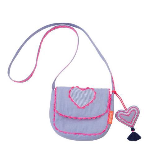 Sunuva Girls Blue Hippy Bag