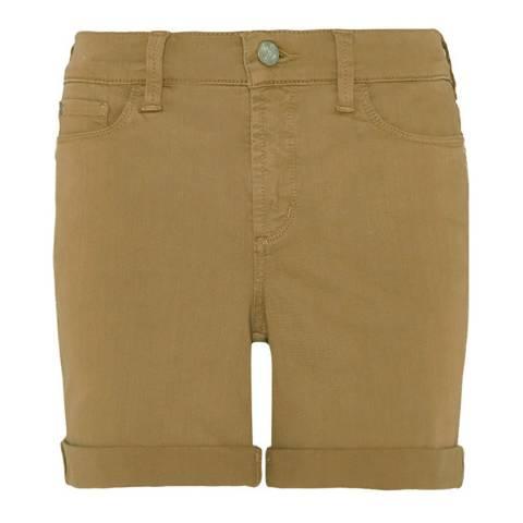 NYDJ Camel Avery Shorts