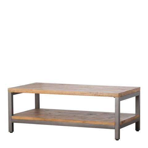 Hill Interiors The Draftsman Collection Coffee Table