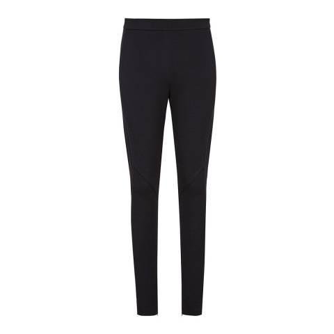 Reiss Navy Tessa Skinny Trousers