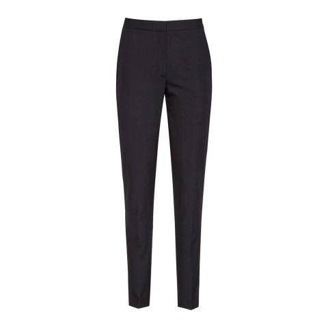 Reiss Navy/Black Spencer Tailored Trousers