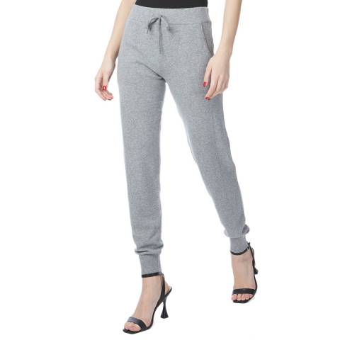 N°· Eleven Grey Cashmere Luxe Jogger