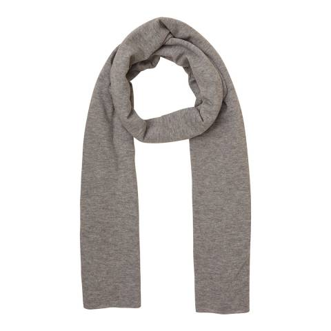 N°· Eleven Grey Cashmere Luxe Scarf