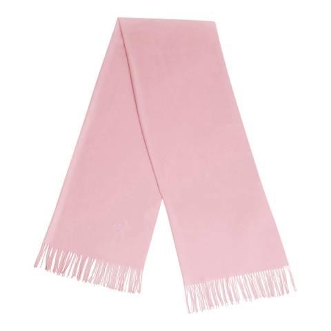 JayLey Collection Blush Pink Cashmere Silk Blend Scarf