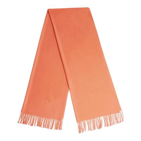 JayLey Collection Coral Cashmere Silk Blend Scarf