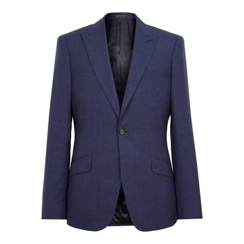 Reiss Blue Rover Modern Suit Jacket