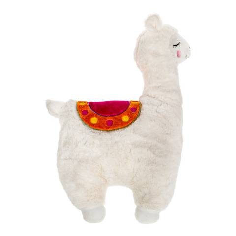 Sass & Belle Lima Llama Decorative Cushion