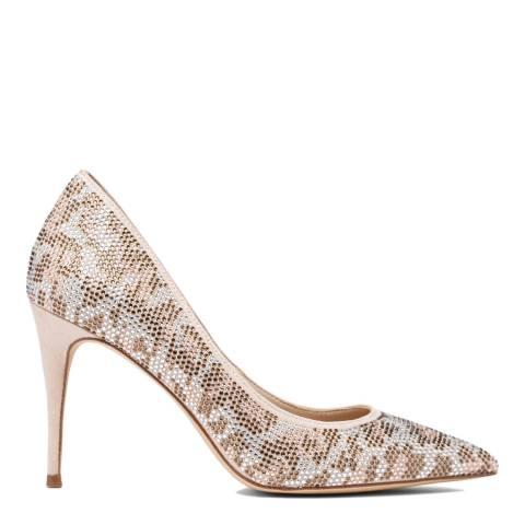 Aldo Bone Textile Haodia Shoe Heeled