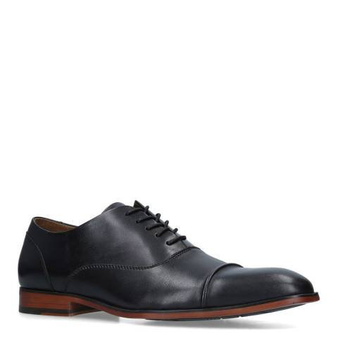 Aldo Black Leather Norema Formal Shoe