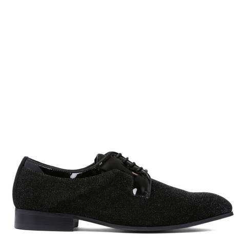 Aldo Black Embellished Aloalian Formal Shoes