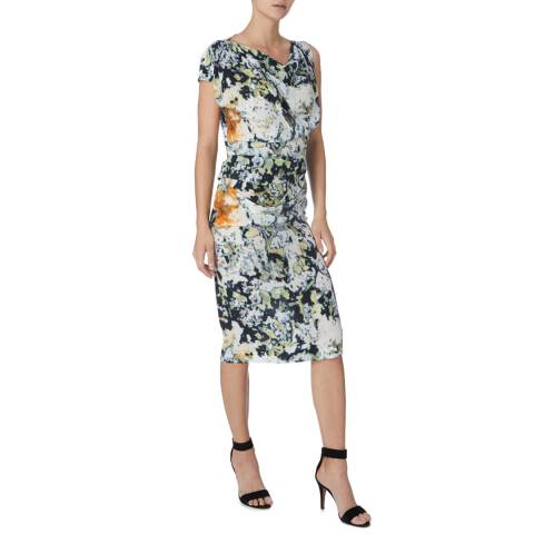 Vivienne Westwood Multi Mirage Shaman Dress
