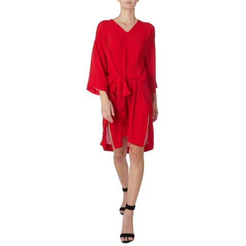 Vivienne Westwood Red Hope Dress