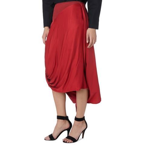 Vivienne Westwood Red Eight Skirt
