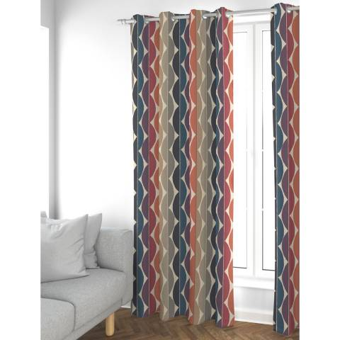 Scion Yoki Curtains, Spice 167x137cm