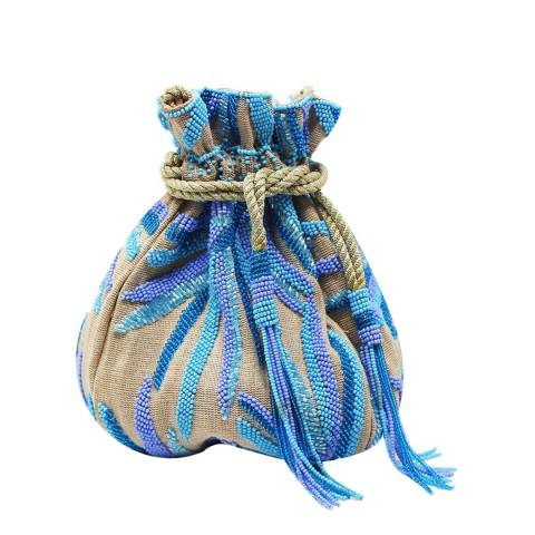Aspiga Blue Tropical Pouch