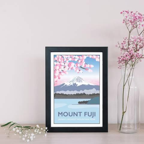 Tabitha Mary Mount Fuji, Japan 44x33cm